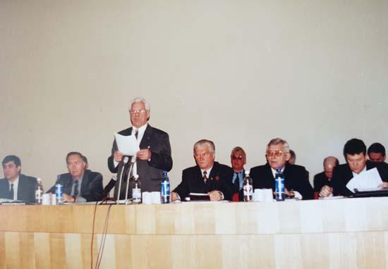 Координационного совета по взаимодействию с негосударственными структурами безопасности