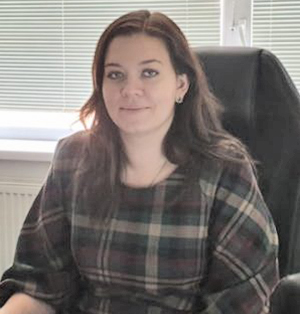 Екатерина Шалаева - финансовый директор