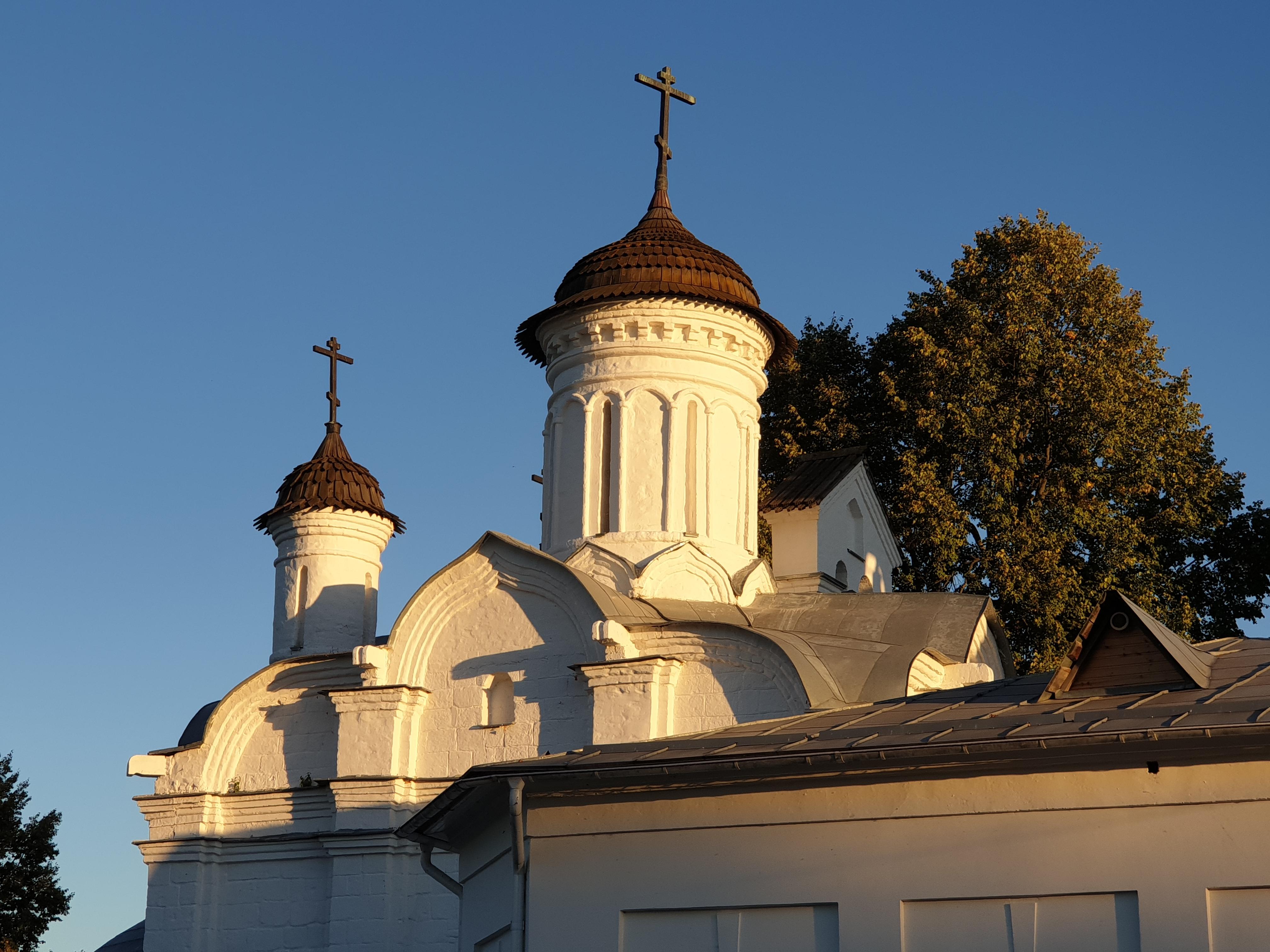 Охрана храмов и религиозных объектов